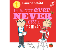 100 best children s books i will not ever never eat a tomato