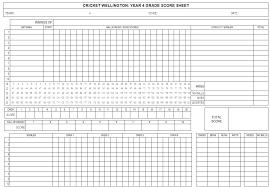 Printable Basketball Score Sheet Template High School