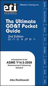 Geometric Tolerancing Reference Chart Ultimate Gd T Pocket Guide Based On Asme Y14 5 2009