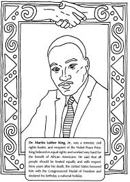 Small Picture Martin Luther KIng Jr Coloring Sheet Winterholiday Activities