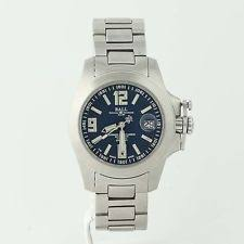 ball watches men women new used luxury ball engineer hydrocarbon magnate watch stainless steel men s nm1096a