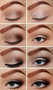 step natural eye make cat natural eye make up for s