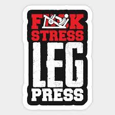 Leg Press Chart Leg Press