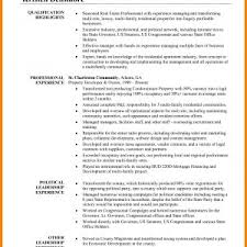 New Commercial Real Estate Resume Samples | Rishtay.co