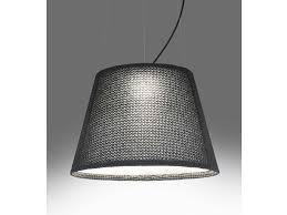 fabric pendant lamp tolomeo paralume outdoor pendant by artemide