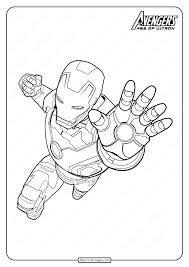 Oh hahaha looks like iron man has fallen victim to the ugly holiday sweater. Marvel The Avengers Iron Man Pdf Coloring Pages