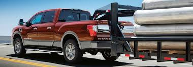 2019 Nissan Titan Xd Offers Powerful Tow Ratings Thanks To