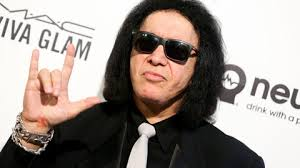 gene simmons arrives at the 2016 elton john aids foundation oscar viewing party at west hollywood