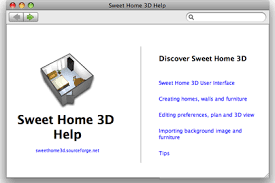 sweet home 3d user s guide