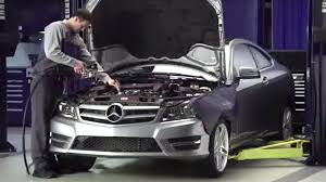 Service c is usually needed when your vehicle hits the 36,000 mile mark. Mercedes Benz Service A Car Service Youtube