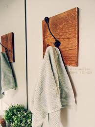 towel stand wood. View In Gallery Aged Wood Towel Rack With Single Hook Stand