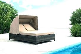 double chaise lounger mainstays outdoor double chaise lounger stripe seats 2 teak reclining with cushion lounge