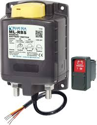 ml rbs remote battery switch manual control 12v dc 500a product image
