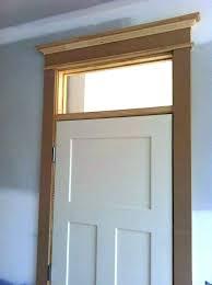 door casing kits exterior door trim molding es home depot pocket door sliding glass door trim