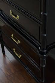 high gloss piano black furniture