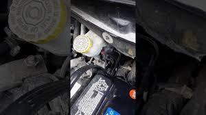 Dodge Grand Caravan Brake Lights Stay On 2008 Dodge Grand Caravan Emergency Brake Light Fixed