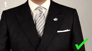 Black Suit Light Grey Tie How To Pair Shirts Ties With Gray Suits A Guide To