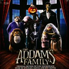 Jeff Danna & Mychael Danna - OST The Addams Family Colored Edition - Vinyl  LP - 2020 - US - Original | HHV