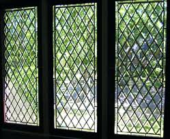 what is leaded glass leaded glass front door