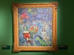 Risultati immagini per mostra chagall napoli