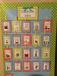 4th Grade Classroom Job Chart Pin By Aida Zamora On Duty Charts Ideas Classroom Jobs