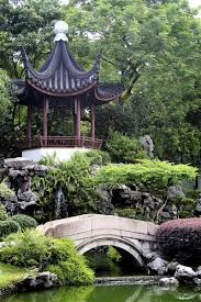 i m pretty sure this is lan su chinese garden formerly the portland classical chinese garden and titled the garden of awakening orchids