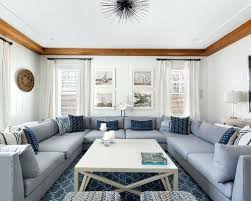 family room lighting design. Living Room Track Lighting Ideas Example Of A Mid Sized Coastal Enclosed Dark Wood Floor And Brown Family Design