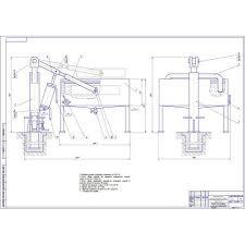 Дипломная работа на тему Проект организации труда медницко  Дипломная работа на тему Проект организации труда медницко радиаторного участка с разработкой стенда для испытания радиаторов и топливных баков