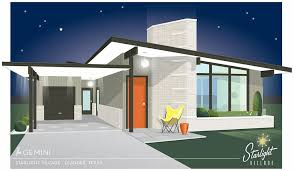 Starlight Village A Brand New Midcentury Modern Styled Inspiration Austin Tx Home Remodeling Concept