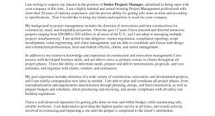 Client Project Manager Cover Letter Wharton Mba Essays