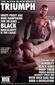 Dominant black cock man