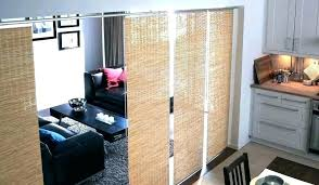 room curtain divider curtains wall dividers ideas living brilliant partition long rod for livin
