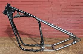 yamaha xs650 weld on hardtail bobber chopper frames factory