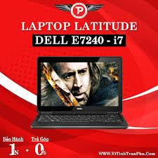 Laptop Dell Latitude 7240 - Core I7