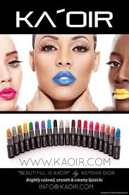 kaoir cosmetics keyshia dior s new lipstick makeup line