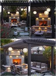 pergola lighting ideas. Adorn The Pergola With Globe Pendant Lights Lighting Ideas