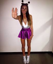 alien costume diy