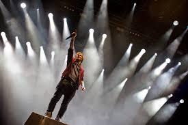 Ed Sheeran Tampa Seating Chart Ed Sheeran Tickets Rateyourseats Com