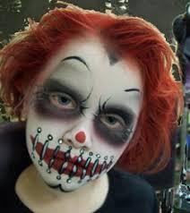 caged mouth clown pierced mouth clown