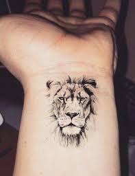 Pin Uživatele Ema Janišová Na Nástěnce Tattoos Tetování Lva