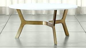 round marble coffee table with brass base reviews crate and for tables inspirations 5 wood glass