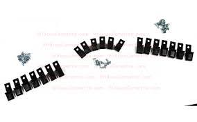 engine compressor wire harness clip screw 53 62 willcox corvette engine compressor wire harness clip screw 53 62