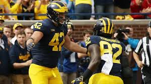 Michigan Football Scholarship Chart 19 Former 3 Star Recruits Expected To Play Major Roles For