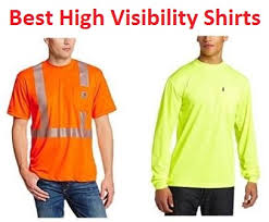 Top 10 Best High Visibility Shirts in 2019 - Complete Guide