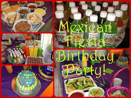 Mexican Themed Kitchen Decor Mexican Fiesta Kids Birthday Party Stayathomelife
