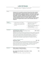 Resume Examples Teacher Simple Preschool Director Resume Sample Teacher Resume Template Templates