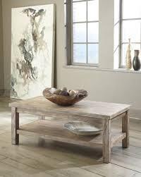 light wood living room tables
