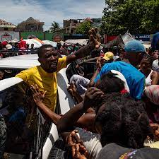 Haiti Earthquake Aid Takes On Political ...