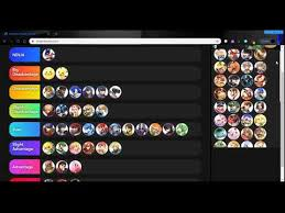 Super Smash Bros 4 Matchup Chart Greninja Matchup Chart Part 3 4 Super Smash Bros Ultimate