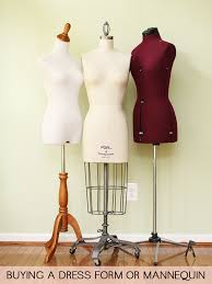 dress makers form buying a dress form or mannequin megan nielsen design diary
